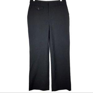 Banana Republic Women's Dress Pants Black Sz 2